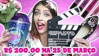 download lagu Comprinhas Na 25 De MarÇo - Gastei R$ 200,00 gratis