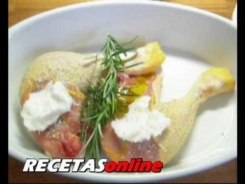Pollo asado - Recetas de cocina RECETASonline