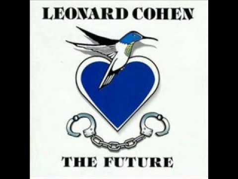 LEONARD COHEN THE FUTURE ALBUM
