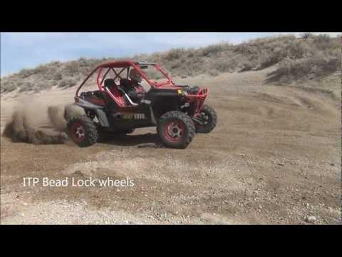 Dirt Toys' Turbo RZR XP 900 custom build