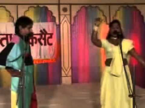 Fevicol Se -rampat Harami - Hindi Sexy Comedy- Stage Show-allah Rudal Type-pure Dehati Comedy Part-1 video
