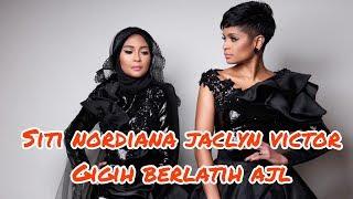Nisan cinta ( BTS Siti Nordiana & Jaclyn Victor ) AJL33