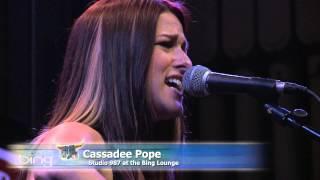 Watch Cassadee Pope You Hear A Song video