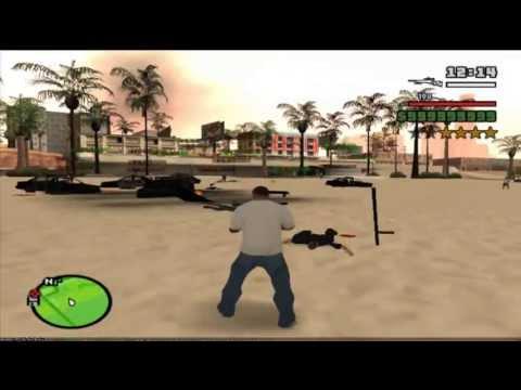 Cleo Mods Sonidos y Armas Nuevas Gta San Andreas 2014