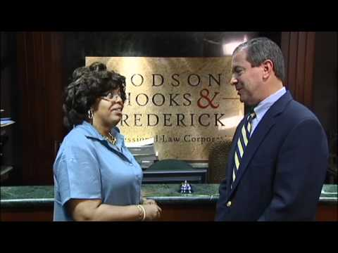 Client Testimonial - Baton Rouge Injury Attorneys Louisiana Accident Lawyers Lafayette Law Firm