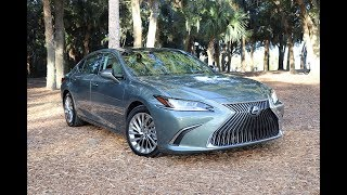 2019 Lexus ES 350 Test Drive Review: All The Luxury You Need
