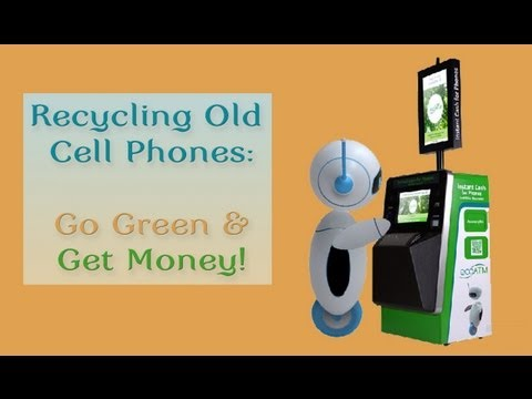 How to Recycle Old Cell Phones (and Get Cash for Them!)