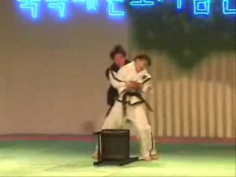 Itf Taekwon-do Self Defence video