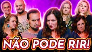 NÃO PODE RIR! com DUBLADORAS (Carla Pompilio, Miriam Ficher, Mariângela Cantú e Ana Lucia Menezes)