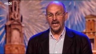 Holland's Got Talent 2010 - Martin The Dutch Paul Potts