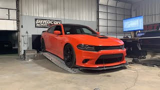 CAMMED DODGE CHARGER 392 DYNO RESULTS!!!