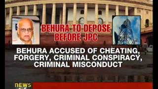 2G case: Behura to depose before Joint Parliamentary Committee - NewsX