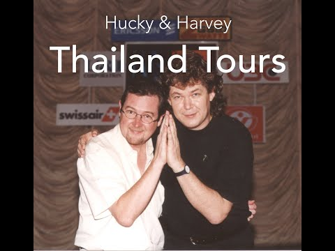 HUCKY&HARVEY• Silk and Bamboo Thailand Tour