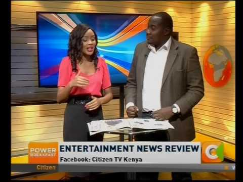 Power Breakfast News Review: Entertainment News
