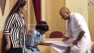 Larayi | Akram Udas Best | Sakhawat Naz - Comedy Stage Drama Clip