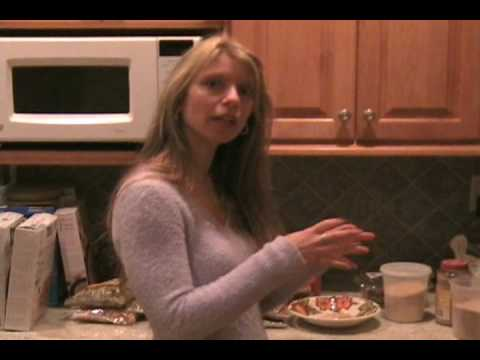 Healthy Diet Breakfast Weight Loss Tips - Importance of Fiber and Whole Grains