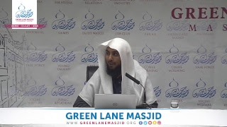 Video: With the Prophets: Ishmael - Sajid Ahmed Umar (GLM)
