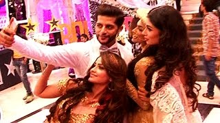 Selfie Time On the sets Of 'Naagin Season 2' | #TellyTopUp
