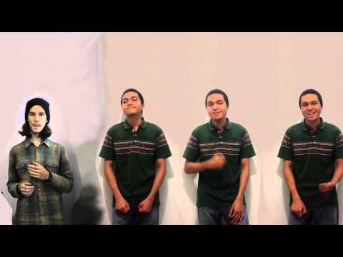 Love Again (Pentatonix cover) ft. Joseph Jordan - PTXRay