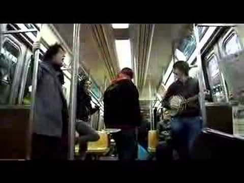The Wombats - Backfire on The Subway