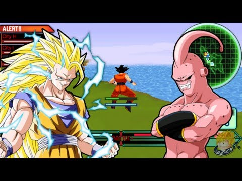 Dragon Ball Z Shin Budokai Another Road - Story Mode - | Chapter 7 | (Part 22) 【HD】