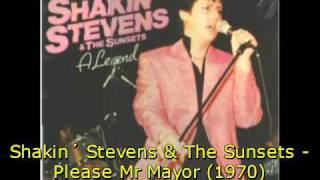 Watch Shakin Stevens Please Mr Mayor video