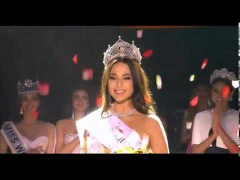 Miss Russia 2014 Crowning Moment