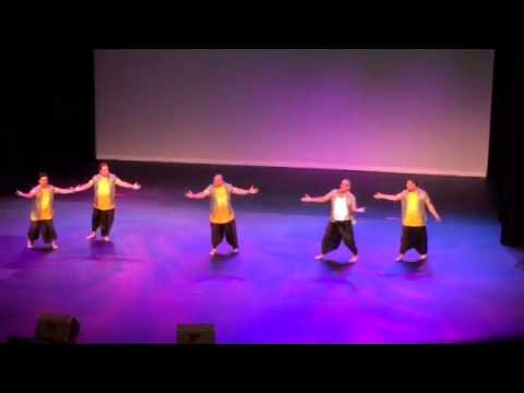 BHALA MORI RAMA BHAI BHAI - Indian Comedy Dance (2014)