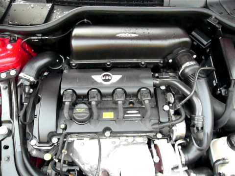 R56 Mini Cooper S engine rattle - YouTube