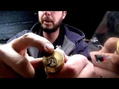 Sargent Re Key LA Keyway Mortice Rim Cylinder Lock