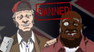 The BANNED Boondocks Episode That You Don't Remember (The Story Of Jimmy Rebel)