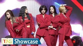 Exid 39 I Love You 39 알러뷰 Showcase Stage Le Jeonghwa Hani Solji Hyelin 이엑스아이디