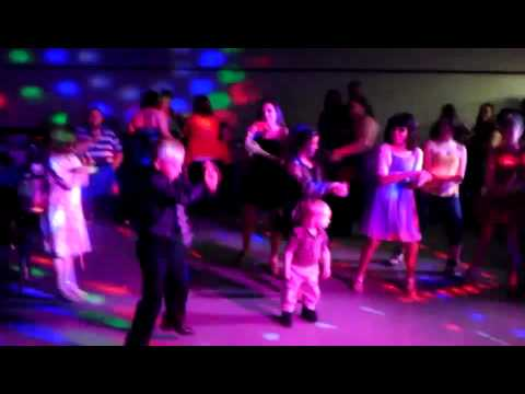 Mini Gangnam Style video