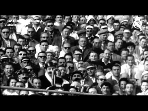 Cuarta Copa de Europa / Fourth European Cup 1958-59