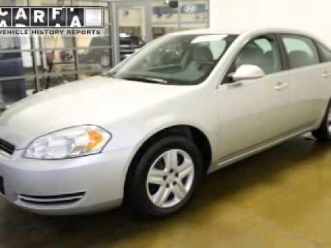 2008 Chevrolet Impala - Flint mi