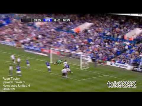 NUFC 09/10 All The Goals Pt.1 Video