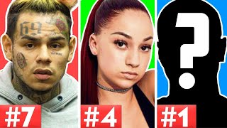10 Rappers That WILL Fall off In 2019 (Tekashi 6ix9ine, Bhad Bhabie, Tyga)