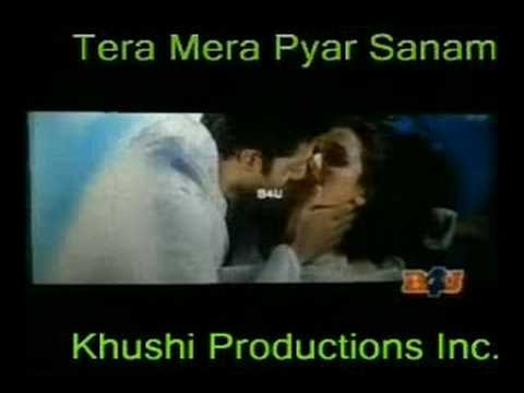 Rani - Abhishek in Tera Mera Pyaar Sanam