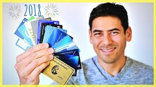 What Credit Cards Are in My Wallet? | 2018 Review of Cards That Are New, Staying & Leaving