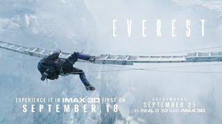 Trailer: Everest, en la cima del peligro