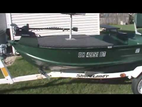 fishing deck construction - YouTube