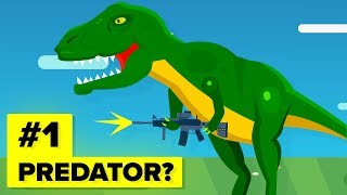Why Spinosaurus Was The Greatest Predator Ever