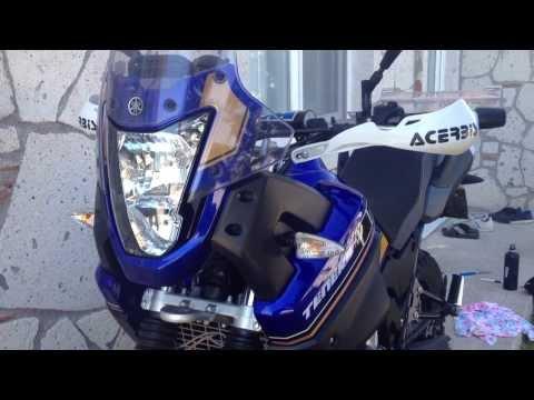 Yamaha Tenere XT660Z