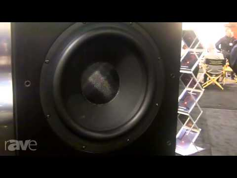 CEDIA 2013: M&K Sound Shows its X12 Subwoofer