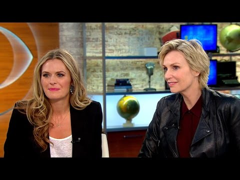 Jane Lynch, Maggie Lawson on new CBS comedy