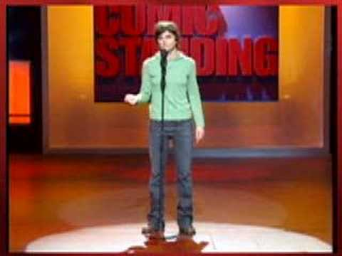 TIG NOTARO on Last Comic Standing 4