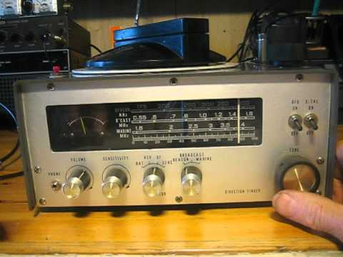 Direction Finder Receiver 001.AVI