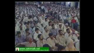 Zakir Naik Q&A-29  |   Innocent Question by an old man to Zakir Naik