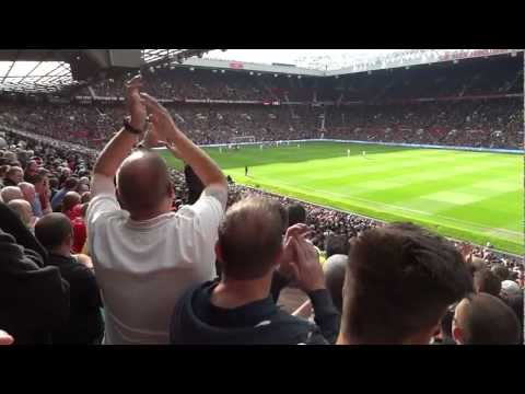 Song For Gylfi Sigurdsson Man Utd vs Swansea 6 May 2012