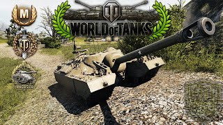 World of Tanks - T95 - 9 Kills - 8.5k Damage - Ace Tanker [Replay|HD]